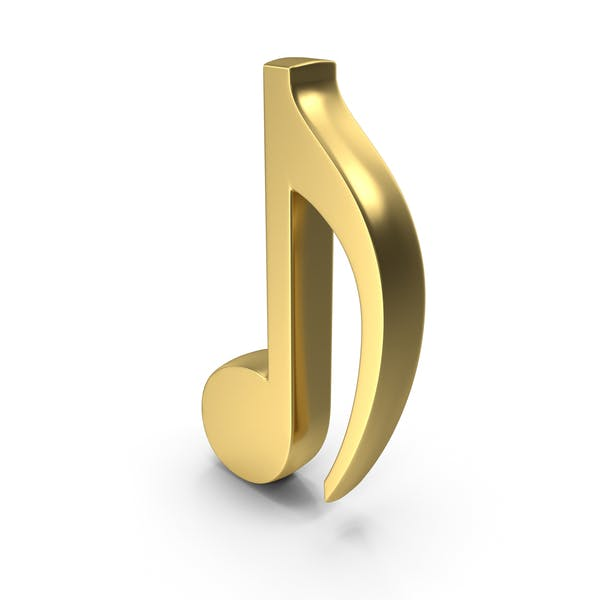 Eighth Note Symbol Logo Icon