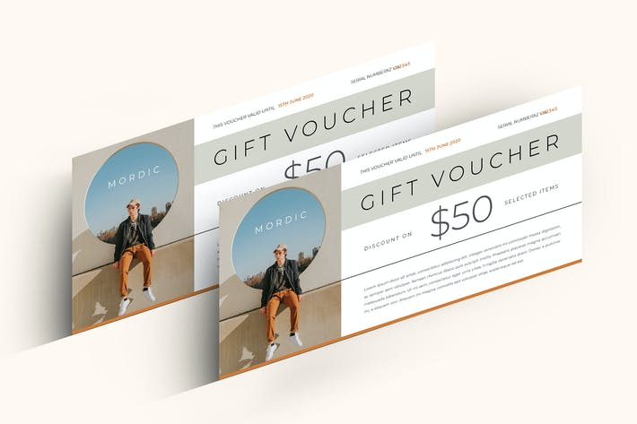 Thumbnail for Gift Voucher vol.4
