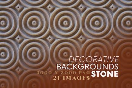 Decorative Backgrounds - Stone