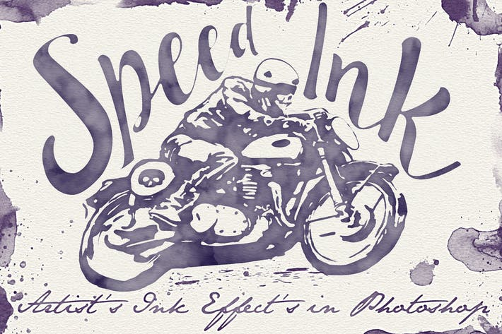 Speed Ink - Smart PSD
