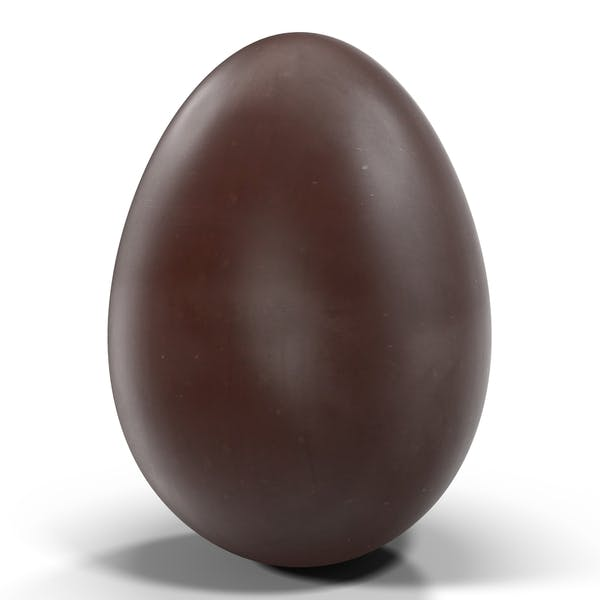 Thumbnail for Chocolate Easter Egg