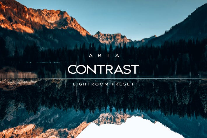 Thumbnail for ARTA Contrast Preset For Mobile and Desktop Light