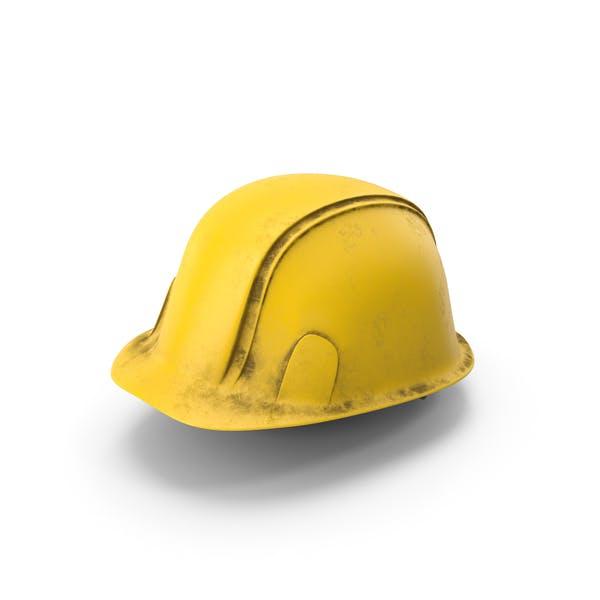 Hard Hat Dirty Yellow