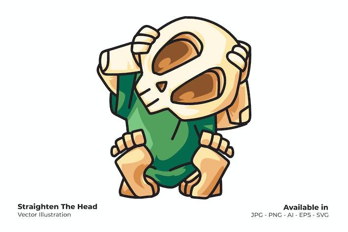 Straighten The Head