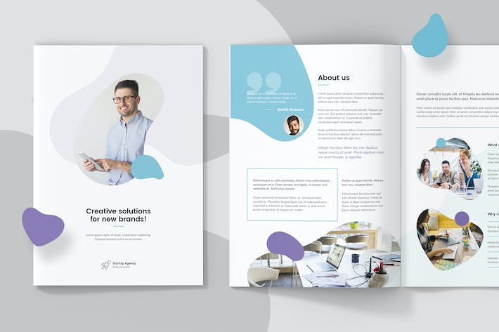 Thumbnail for StartUp Agency – Company Profile