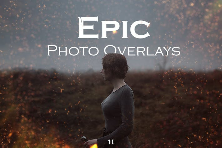 Thumbnail for Epic Photo Overlays