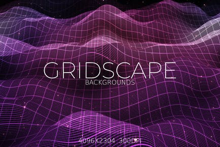 Gridscape Backgrounds