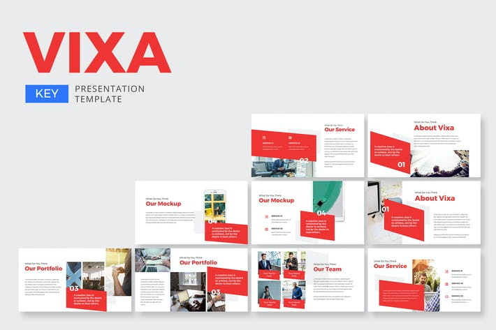 Thumbnail for Vixa Finance - Keynote