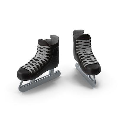 Eishockey Torwart Schlittschuhe