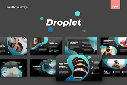 Droplet PowerPoint