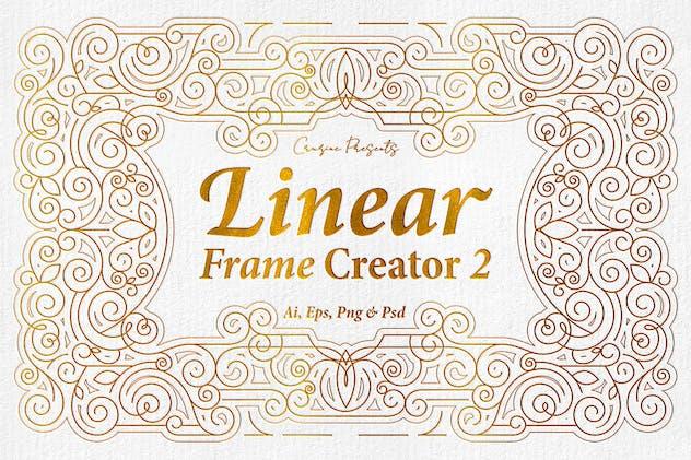 Line Frame Creator 2
