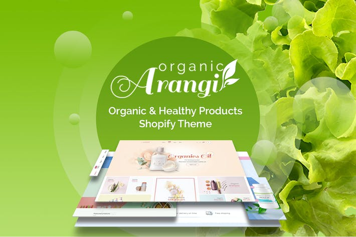 Thumbnail for Arangi - Organic Shopify Theme
