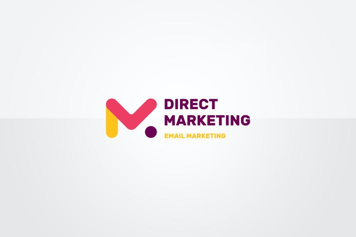 Thumbnail for Email Marketing Logo Template