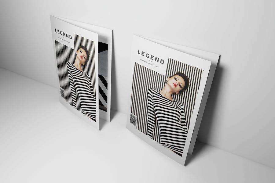 L E G E N D - Minimal Magazine