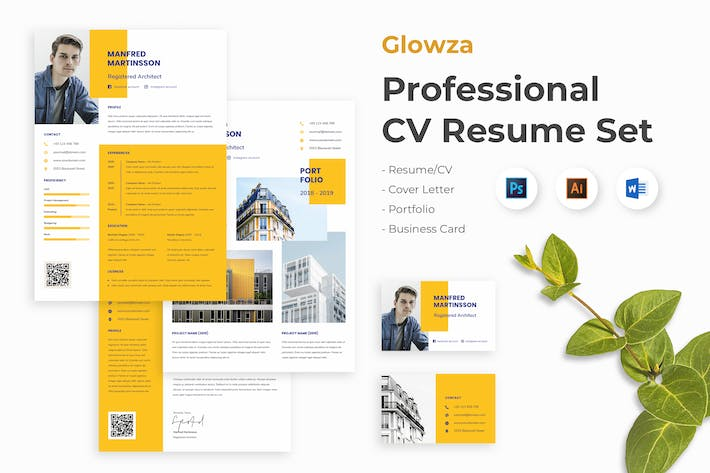 Cover Image For CV Resume Architect