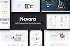 Nevara - Furniture & Interior Magento 2 Theme
