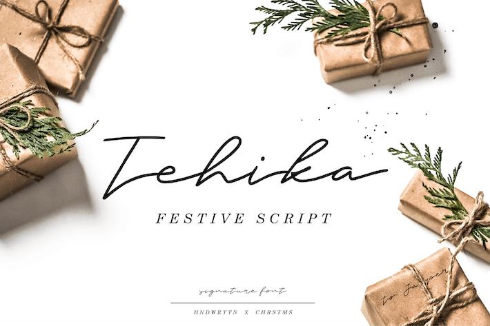 Thumbnail for Tehika Script