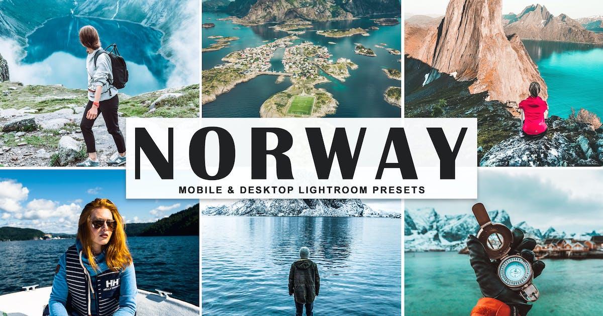 Download Norway Mobile & Desktop Lightroom Presets by creativetacos