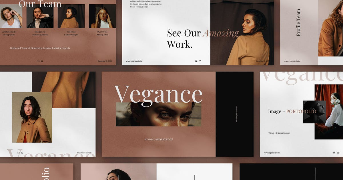 Download Vegance Keynote by visuelcolonie
