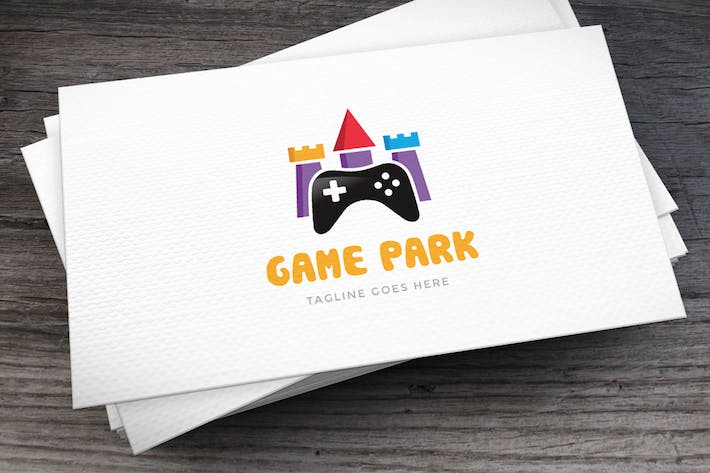 Thumbnail for Game Park Logo Template
