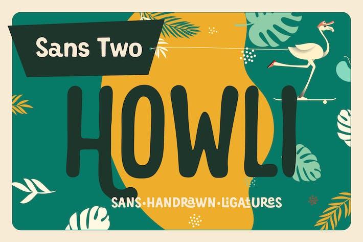 Thumbnail for Howli Sans Dos