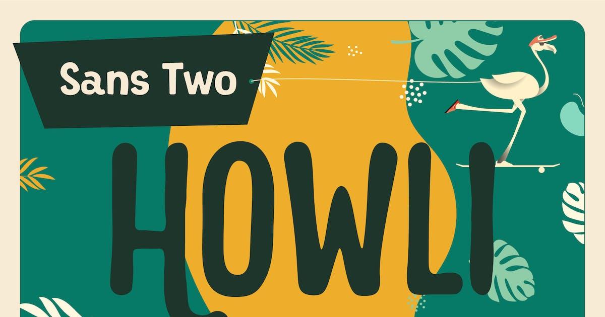Download Howli Sans Two by adamfathony