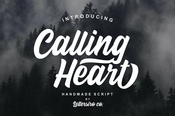 Thumbnail for Calling Heart