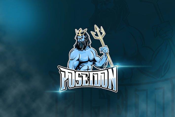 Thumbnail for Poseidon Esports Logo