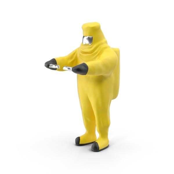 Gefahrgut-Miniatur