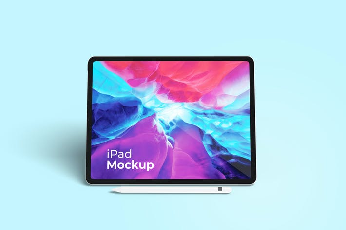 Thumbnail for Stylish iPad Mockup