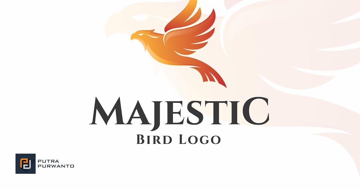 Download Majestic Bird - Logo Template by putra_purwanto