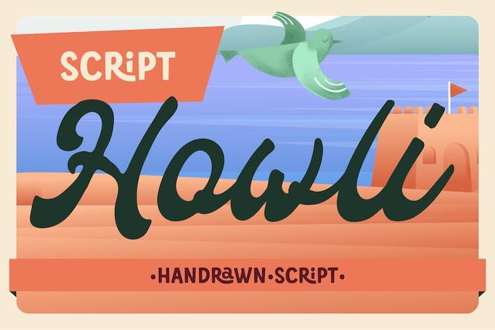 Thumbnail for Howli Script