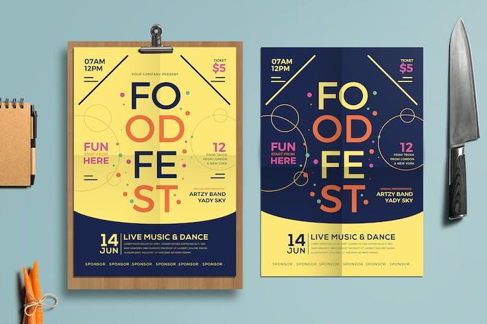 Thumbnail for Modern Food Festival