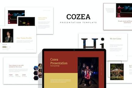 Cozea: Цирк Powerpoint