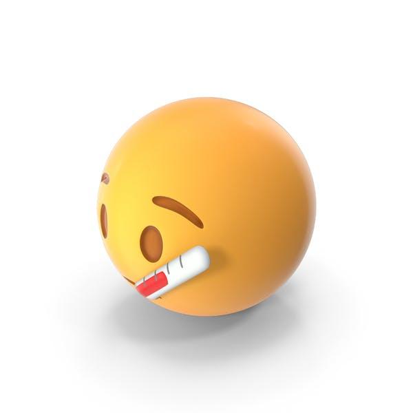 больной Emoji