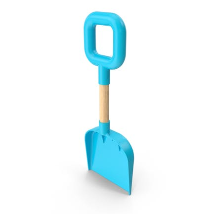 Beach Shovel Light Blue