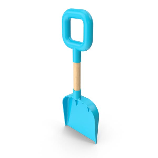 Thumbnail for Beach Shovel Light Blue