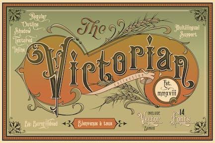 Colleción Victorian Fuentes