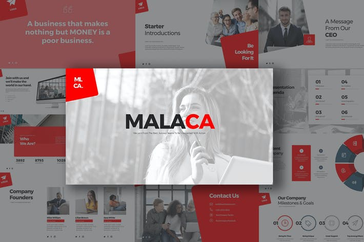 Thumbnail for MALACA Google Слайды