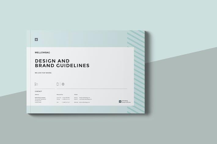 Thumbnail for Brand Manual Landscape