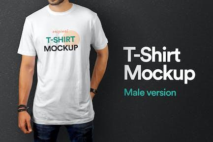 T-Shirt Mockup Vol 08