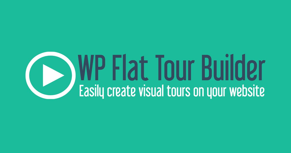 Download WP Flat Tour Builder by loopus