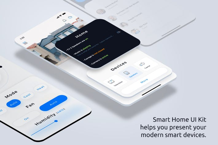 Thumbnail for Automatic Home Mobile App Light