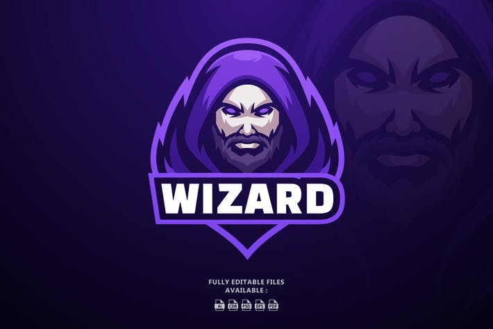 Thumbnail for Wizard Sports and E-sports Logo