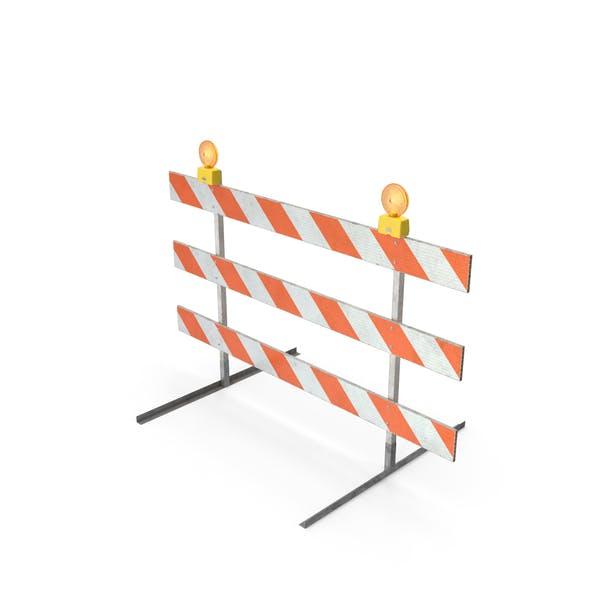 Barricade Type Dirt