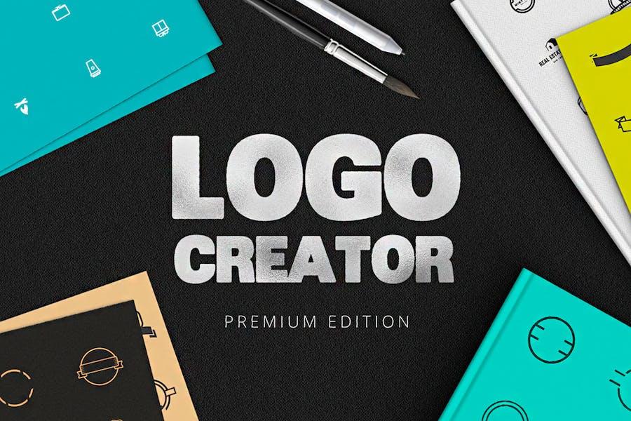 El Creador de Logo Extensivo