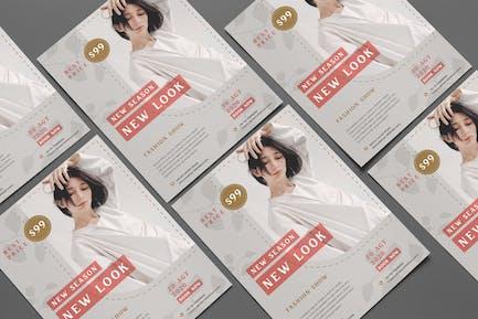 Modern Girly Fashion V1 - Flyer