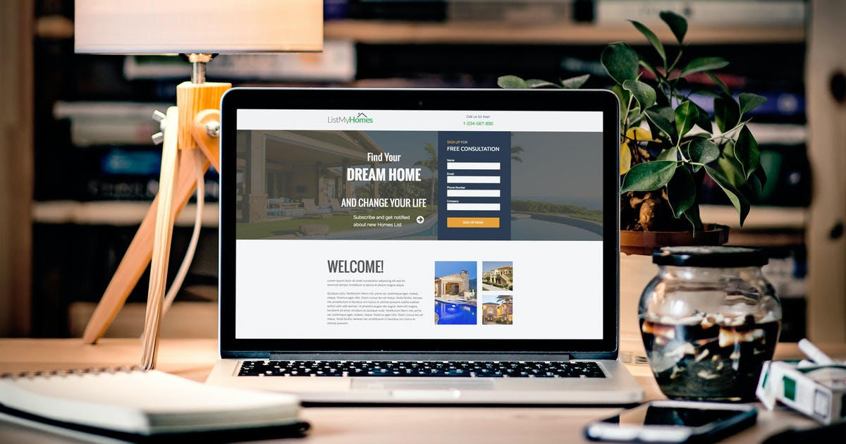 Download E- Marketing HTML Landing Page Templates by xvelopers