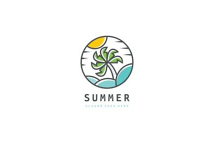Sommer Palm Beach Logo