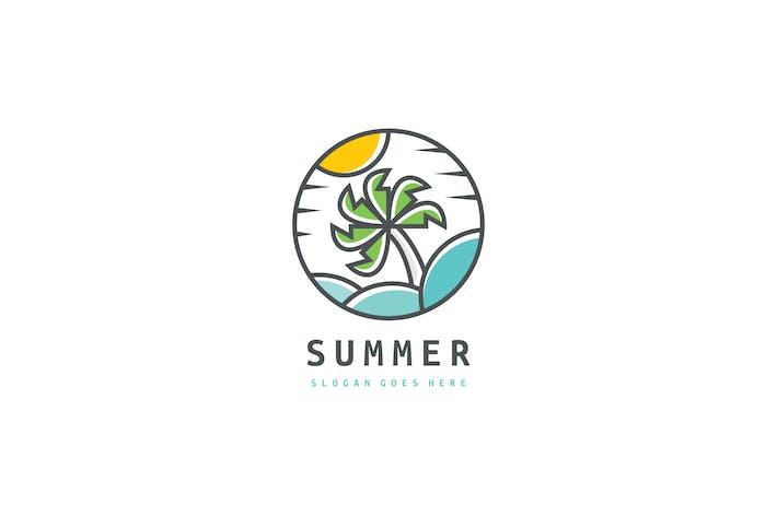 Thumbnail for Summer Palm Beach Logo
